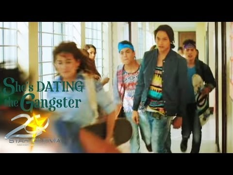 She's Dating The Gangster | The best selling novel turned into a movie | 'She's Dating The Gangster'