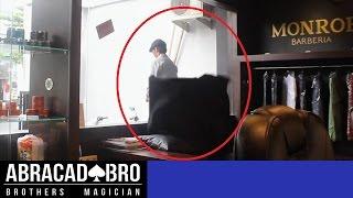 Video WALKS THROUGH GLASS MAGIC TRICKS - abracadaBRO Magic Prank Indonesia MP3, 3GP, MP4, WEBM, AVI, FLV Januari 2018