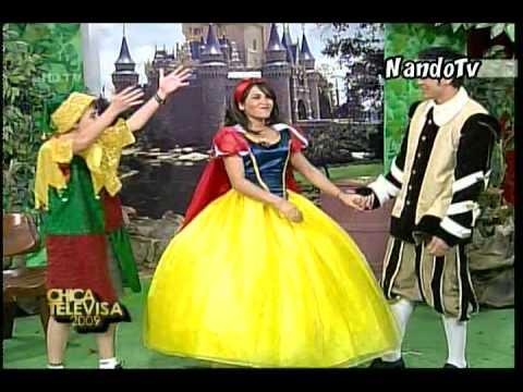 Damaris Princesa Blanca Nieves