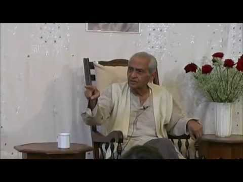 Ramesh Balsekar Video: Consciousness Is What Allows Us to Experience the World