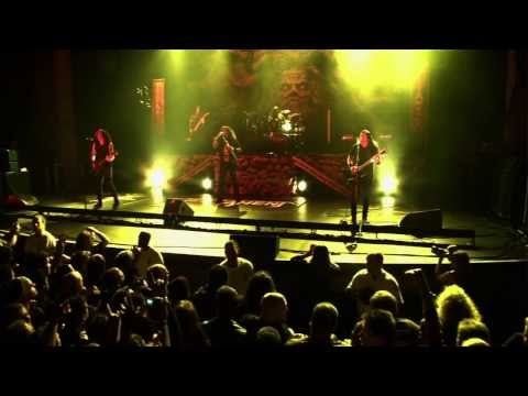 TESTAMENT - Rise Up (live)