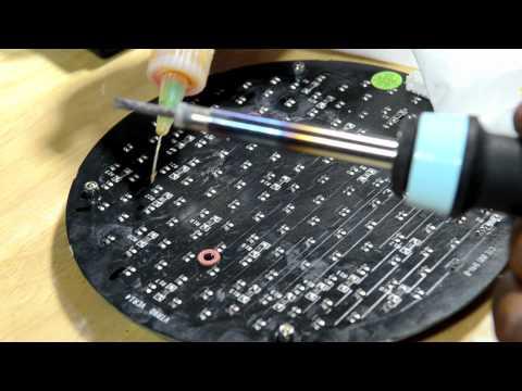 Repair a Venue LED Par 56 Lights.