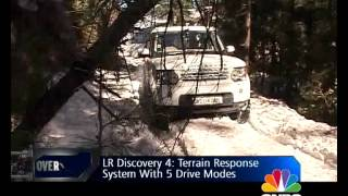 Land Rover Discovery 4 Vs Mitsubishi Montero Vs Mercedes GL350 Vs Toyota Land Cruiser LC200 - Part 1