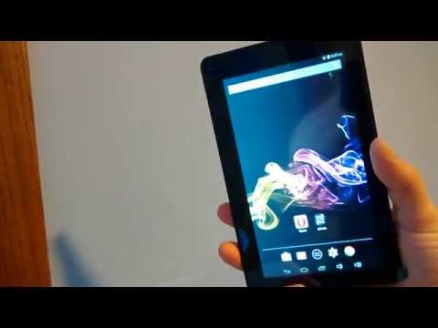 RCA 7in tablet quad core review hands on from Walmart $59 we paid $29