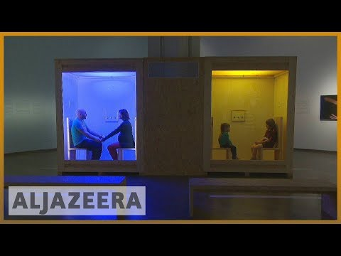 🇮🇱Israeli exhibition showcases Palestinian home life in VR | Al Jazeera English