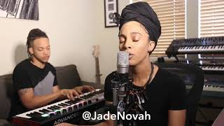 Video Deja Vu/Partition - Beyoncé (Jade Novah Cover) MP3, 3GP, MP4, WEBM, AVI, FLV Juni 2018