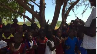Binga School Children Singing