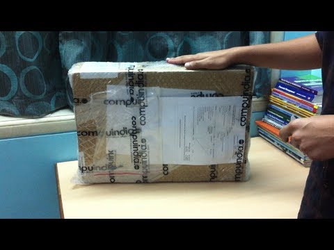 Dell Vostro 3560 Laptop Unboxing (INDIA)