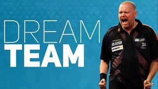 My Dream Darts Team: PDC and BDO stars reveal their six player squads