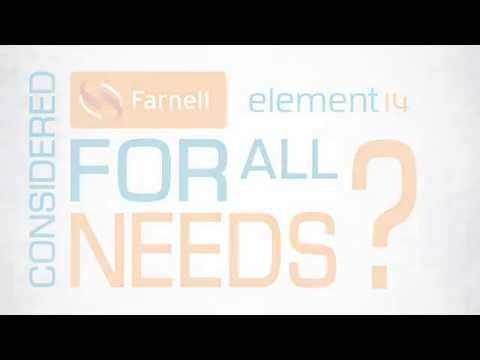 buy - www.farnell.com OK, so you're a production business, you buy in volume and you're driven by price, but quality is important too, as is product availability and a speedy service. So, have...