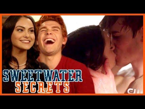'Riverdale' Season 2: Camila & KJ Talk Varchie Shower Scene, Is **** Dead?   Sweetwater Secrets