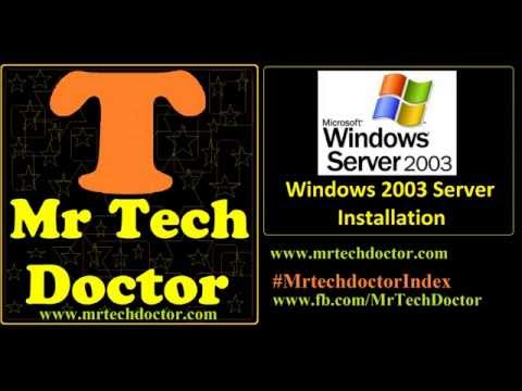 Windows Server 2003 Installation Step by Step
