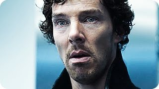 First Trailer for Sherlock: Season Four Premieres at Comic-Con