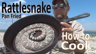 Video Pan Frying Rattlesnake MP3, 3GP, MP4, WEBM, AVI, FLV Juni 2019