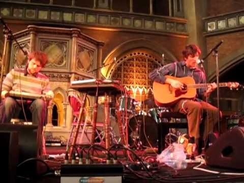 E.L. Heath - Dandelion Clocks (Live @ Daylight Music, Union Chapel, London, 07.04.12)