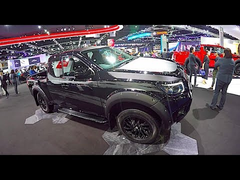 New 2018 Pickup Nissan Navara 2019 Black Edition