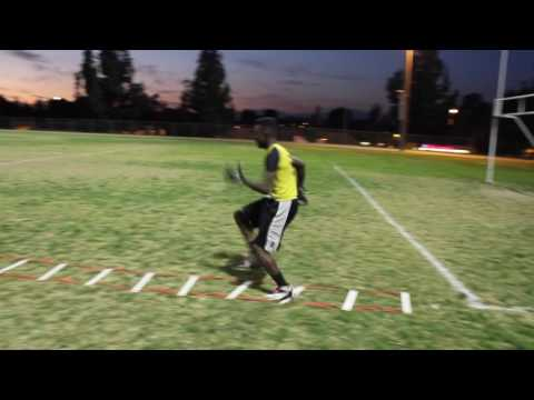 Nutrition - Footwork Circuit For Speed