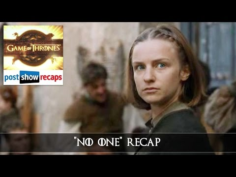 Game of Thrones Season 6, Episode 8 Review | No One Recap | June 12, 2016