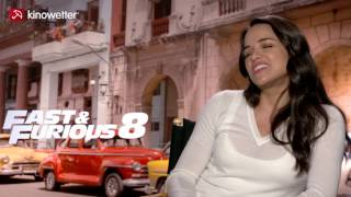 Nonton Interview Michelle Rodríguez FAST & FURIOUS 8 Film Subtitle Indonesia Streaming Movie Download