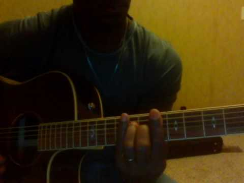 R Kelly The Storm Is Over Now Guitar Cover