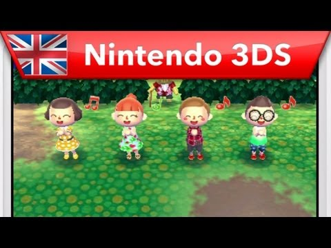 Reasons to love Animal Crossing: New Leaf (Nintendo 3DS) Video