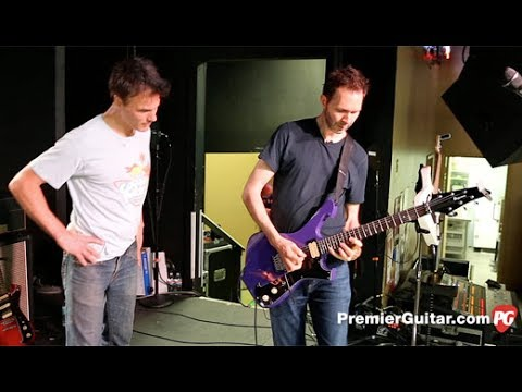 Rig Rundown - Mr. Big's Paul Gilbert And Billy Sheehan [2017]