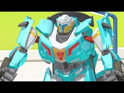 TOBOT English | 218 Road to Reporting | Season 2 Full Episode | Kids Cartoon | Videos for Kids