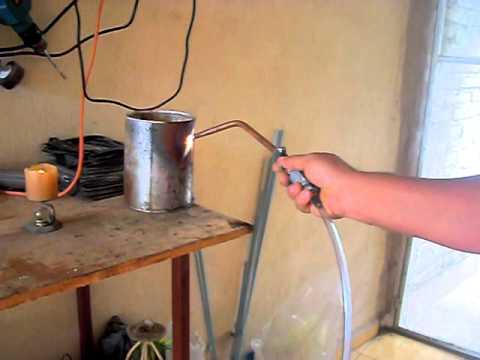 Video soplete en ocotlan jalisco agua hidrogeno for Cocina con hidrogeno