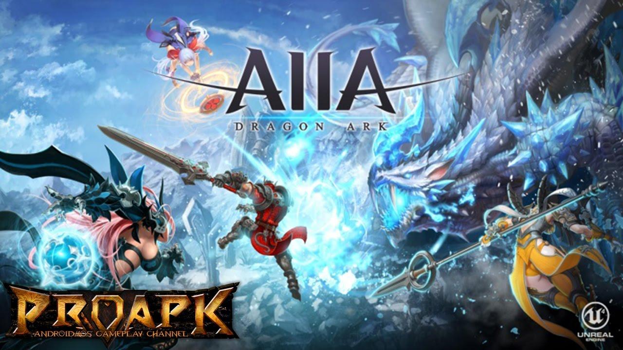 [베타게임] 아이아 - AIIA: Dragon Ark