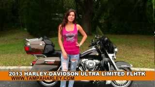 2. New 2013 Harley-Davidson FLHTK Electra Glide Ultra Limited 110th Anniversary Edition
