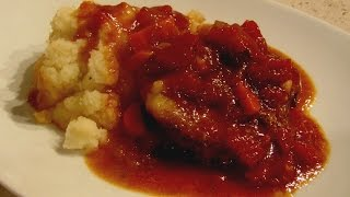 Season 4, Episode 20. Not even remotely close to that watery and lifeless brown-grey TV dinner, this swiss steak is hot and hearty ...