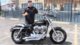 10. Pre-Owned 2011 Harley-Davidson Sportster 1200 Custom