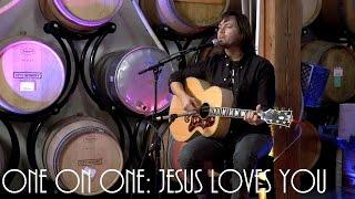 ONE ON ONE <b>Rhett Miller</b>  Jesus Loves You November 28th 2016 City Winery New York
