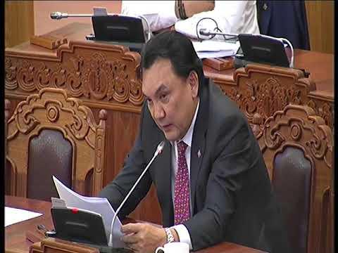 Ц.Гарамжав: Хөрөнгө оруулалтын тухай хуулийг хэрэгжүүлэх хэрэгтэй