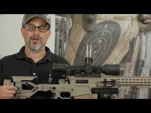 Sniper's Hide Bullet Point Ep 20 260REM vs 6.5CM
