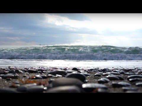 Красивая природа Крыма море в январе