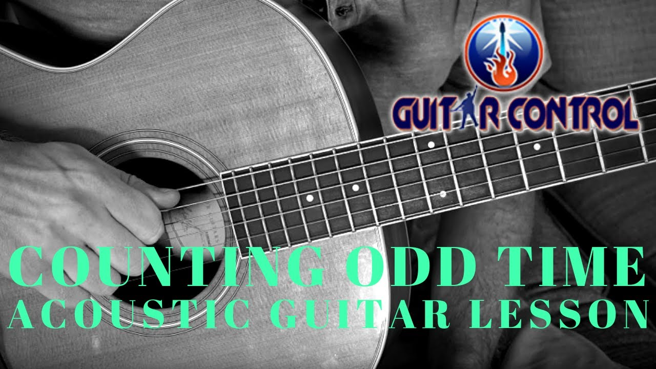 How to Practice Counting Odd Time on Guitar – Easy Acoustic Guitar Lesson With Sean Daniel