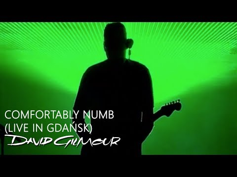 David Gilmour - Comfortably Numb (Live In Gdańsk)