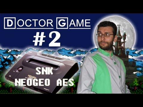 DOCTOR GAME - 2 - SNK Neo Geo AES