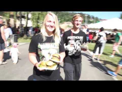 TVS: Napajedla - Burgerfest