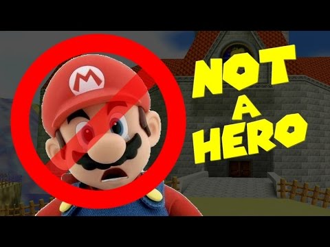 Top 10 Reasons why Mario is NOT a Hero!