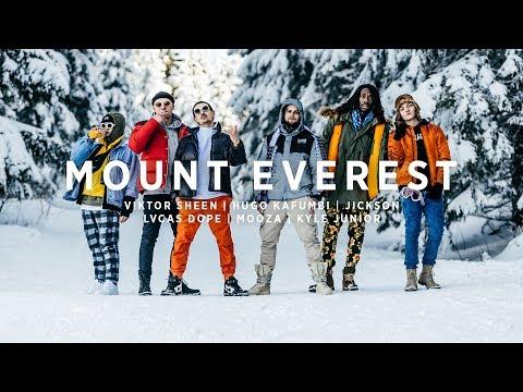 Viktor Sheen x Lvcas Dope x Jickson x Mooza x Hugo Kafumbi - MOUNT EVEREST [Official 40K Video] (видео)