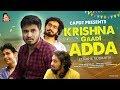 KRISHNA GAADI ADDA | Ft. Nikhil Siddhartha | KIRRAK PARTY | CAPDT |
