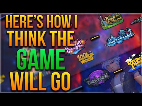Video Kingdom Hearts 3 - Here's How I Think The Game Will Go download in MP3, 3GP, MP4, WEBM, AVI, FLV January 2017