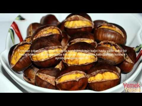 Fırında kestane nasıl yapılır? Kestane Kebabı pişirme