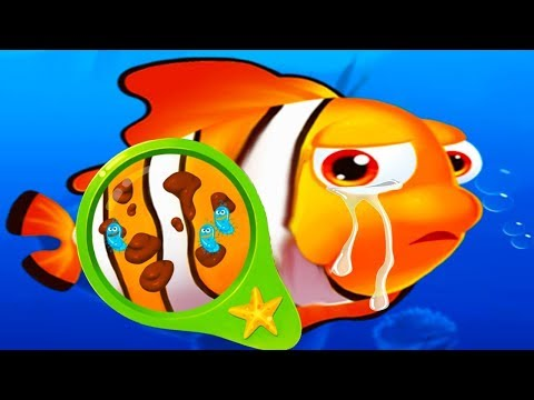Fun Baby Doctor Kids Games - Baby Learn Play Care & Help Ocean Animals Games - Ocean Doctor By Libii