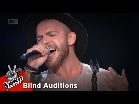 Video - Εντυπωσιακός ο Χάρης Κορνάρος στο The Voice - Πήγε στην ομάδα της Παπαρίζου