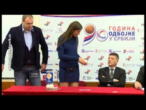 Žreb za Finalne turnire Kup Srbije