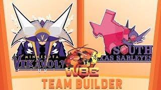🔥 TALONFLAME TIME! WBE Week 10 Minnesota Vikavolts vs South Texas Sableyes by aDrive