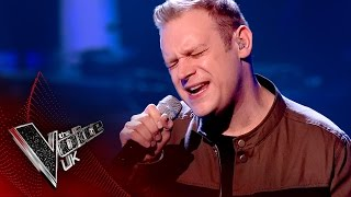 Jason Jones performs 'Use Somebody': The Voice UK 2017